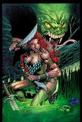 Red Sonja by Jasen-Smith