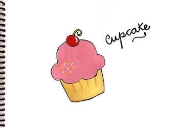 . Cupcake . by JoLiTa