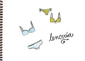 . Lingerie . by JoLiTa