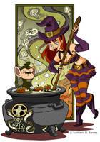 Halloween 2009 by scotlanddbarnes