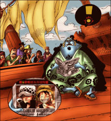 One Piece - CH 760 Cover ''Speed Painting'' by TaKa-No-Mi