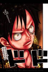 One Piece - CH 781 - Luffy by TaKa-No-Mi