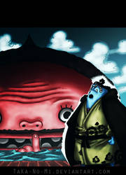 One Piece - CH 783 - Cover by TaKa-No-Mi