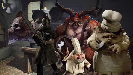The Butcher Room by NightmareBear87