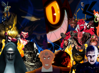 Hallowishes Hellfire by NightmareBear87
