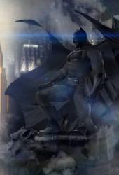 Batman Hush by UNKNOWN by BatmanMoumen