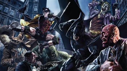 Zack Snyder's Batman and Robin by Lee Bermejo by BatmanMoumen