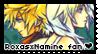 RoxasxNamine Stamp -Black- by RanmaGirlSaotome