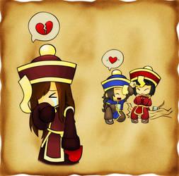 Yao jun's love by elvereth
