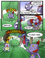 PMG Rogues Stamp Page 26 by elvereth