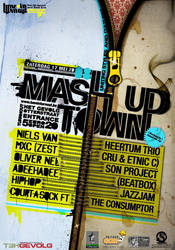 mash up town 2 by factive