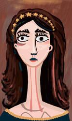 Autoportrait by lemmeng