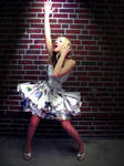 Inspired by Cyndi Lauper by Dageeling007