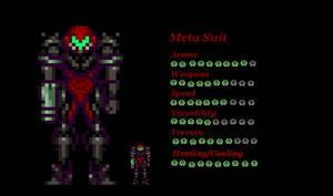 Meta Suit by Mizuyasha