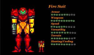 Fire Suit by Mizuyasha
