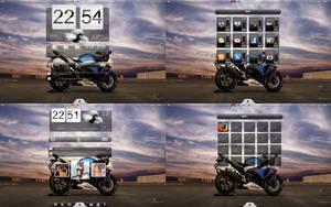 Se7en Sense UI  Preview3 by Se7enSense