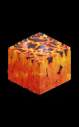 Lava Block 2 by Ryuu-Takeshi