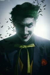 Joker !!! by shimyrk