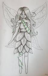 Fairy by Lilanuts