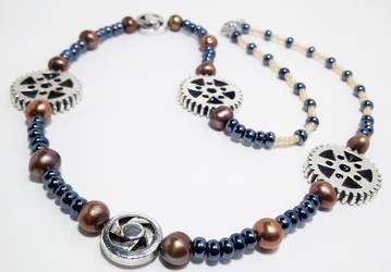 Gears n Pearls by LeftiesRevenge