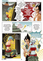 Fresh 01 - vegexbulma fancomic by nenee