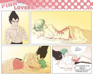 Pink Lovers 02 - VxB doujin by nenee