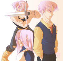Trunks lifes by nenee