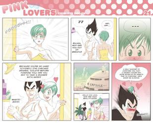 Pink Lovers 21 -S3- VxB doujin by nenee