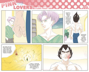 Pink Lovers 22 -S3- VxB doujin by nenee