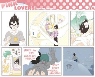 Pink Lovers 24 -S3- VxB doujin by nenee
