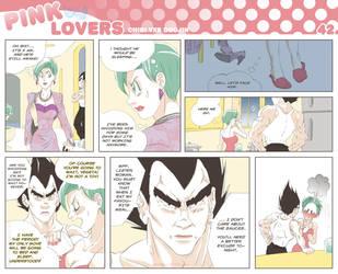 Pink Lovers 42 -S5- VxB doujin by nenee