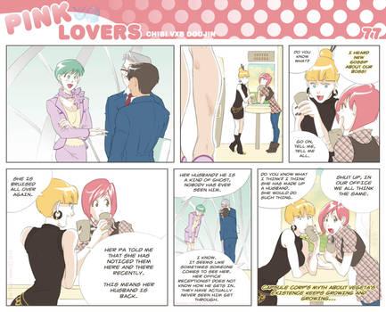 Pink Lovers 77 -S8- VxB doujin by nenee