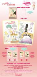 *** Pink Lovers book 2 *** pre-order info by nenee