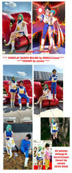 *** AWESOME COSPLAY: Queen Bulma by Zora11aaa *** by nenee