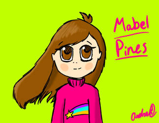 Mabel Pines by Alomaire