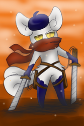 Attack on Pokemons: Meowstic by Meowstic