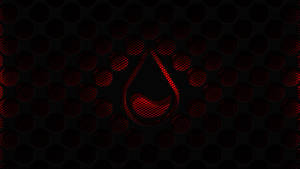 Dark Rain Red by WrecklessPunk