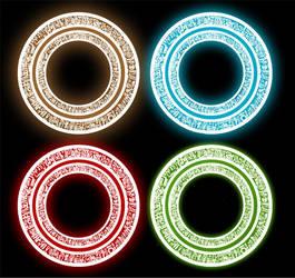 Charmer's Magic Circle by kazemachi