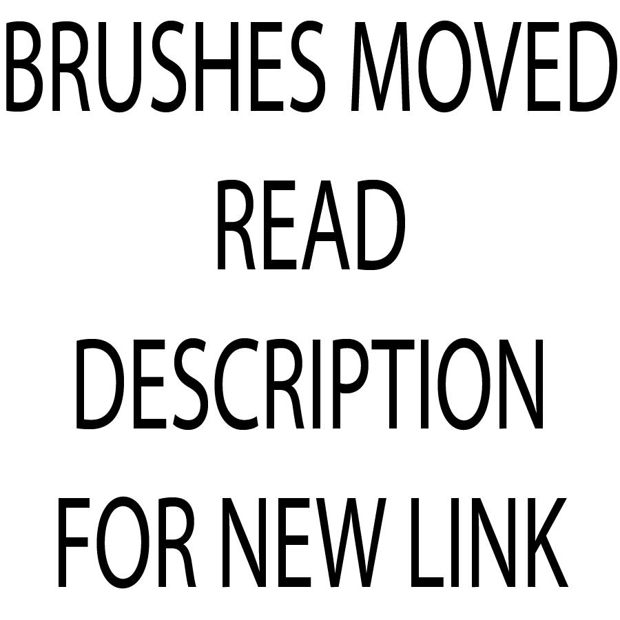 EYELASHES brushes by trisste-brushes