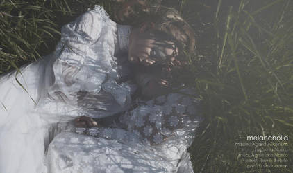 melancholia by SlevinAaron