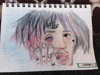 Lil Peep by Leafos-is-trying