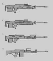 LMG Sketches by nerdwerk
