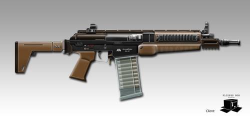 Arsenal Arms AS-57 by nerdwerk