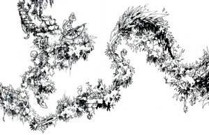 Trees and stuff by sphodromantis