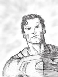 Superman  by maxpa27