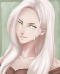 Tyra Leonheart by Minamin-ish