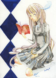 gothic lolita valentines trade by smile-sun-raiyne