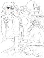 Amor en el colegio San Pablo by Lorelei2323