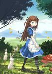 Alice by iSohei
