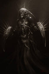 Creature Concept 1 by Shue13